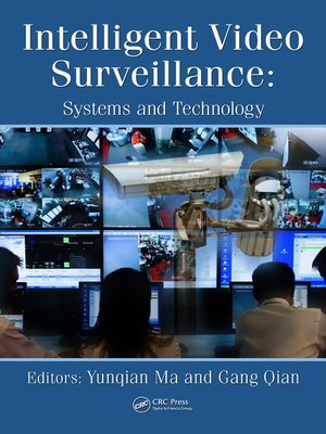 cover image of Intelligent Video Surveillance
