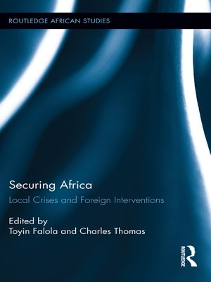 cover image of Securing Africa
