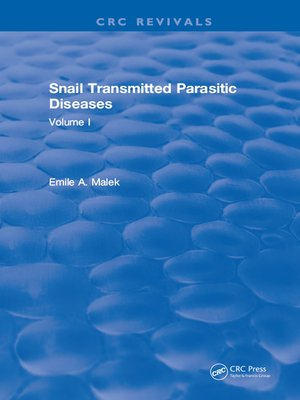 cover image of Snail Transmitted Parasitic Diseases