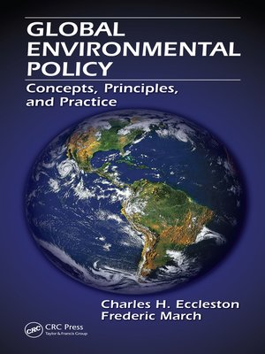 cover image of Global Environmental Policy