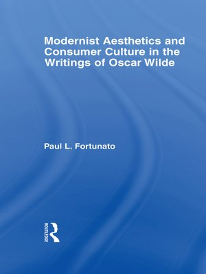 cover image of Modernist Aesthetics and Consumer Culture in the Writings of Oscar Wilde