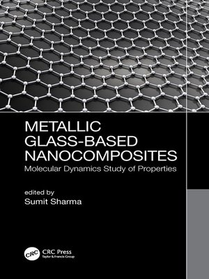 cover image of Metallic Glass-Based Nanocomposites