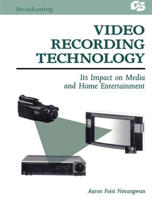cover image of Video Recording Technology