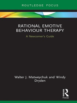 cover image of Rational Emotive Behaviour Therapy