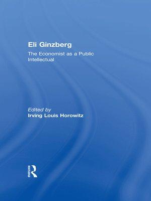 cover image of Eli Ginzberg