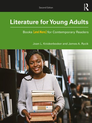 cover image of Literature for Young Adults