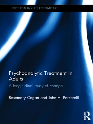 cover image of Psychoanalytic Treatment in Adults