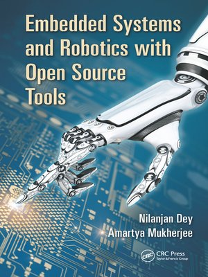 cover image of Embedded Systems and Robotics with Open Source Tools