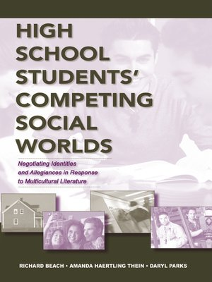cover image of High School Students' Competing Social Worlds