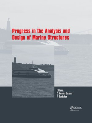 cover image of Progress in the Analysis and Design of Marine Structures