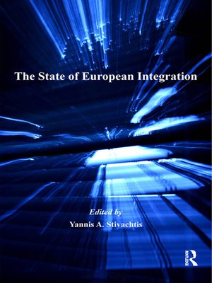 cover image of The State of European Integration