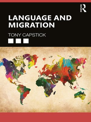 cover image of Language and Migration