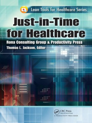 cover image of Just-in-Time for Healthcare