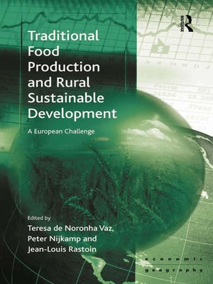 cover image of Traditional Food Production and Rural Sustainable Development