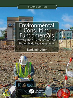 cover image of Environmental Consulting Fundamentals