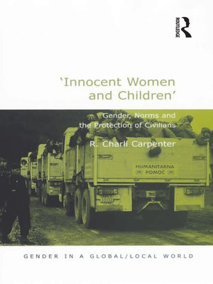 cover image of 'Innocent Women and Children'