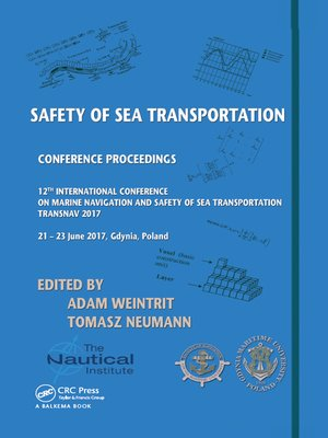 cover image of Safety of Sea Transportation