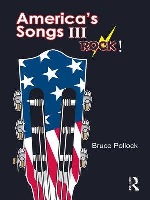 cover image of America's Songs III
