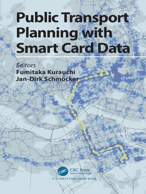 cover image of Public Transport Planning with Smart Card Data