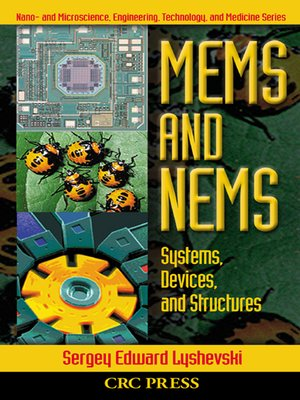 cover image of MEMS and NEMS