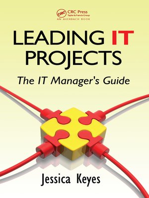 cover image of Leading IT Projects