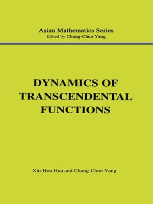 cover image of Dynamics of Transcendental Functions