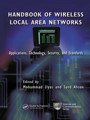 cover image of Handbook of Wireless Local Area Networks