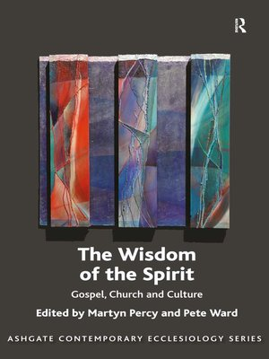 cover image of The Wisdom of the Spirit