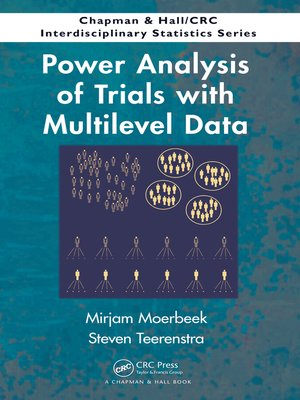 cover image of Power Analysis of Trials with Multilevel Data