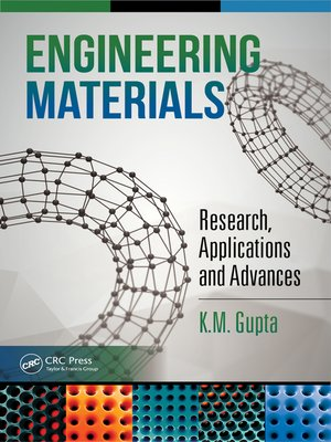cover image of Engineering Materials