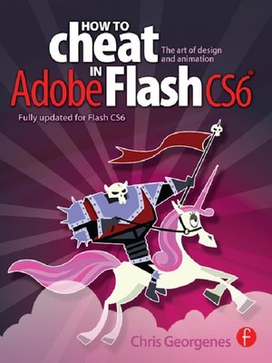 cover image of How to Cheat in Adobe Flash CS6