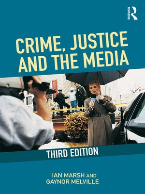 cover image of Crime, Justice and the Media