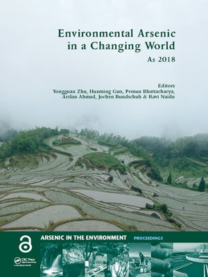 cover image of Environmental Arsenic in a Changing World