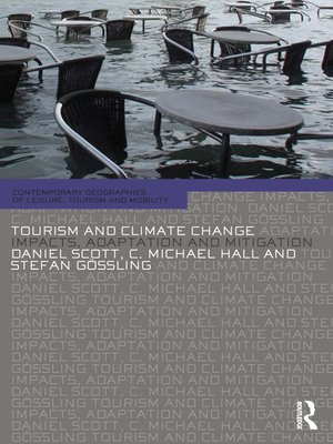 cover image of Tourism and Climate Change