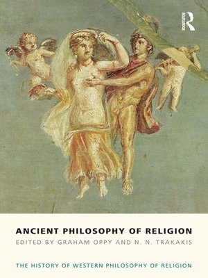 cover image of Ancient Philosophy of Religion