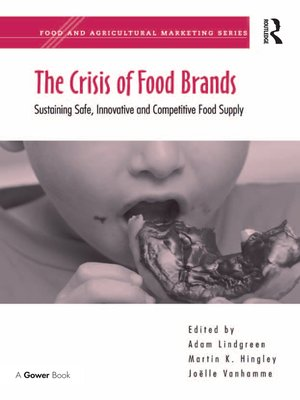 cover image of The Crisis of Food Brands