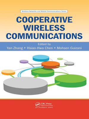 cover image of Cooperative Wireless Communications
