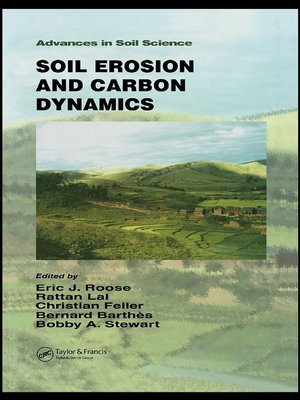 cover image of Soil Erosion and Carbon Dynamics