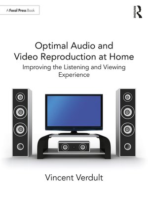cover image of Optimal Audio and Video Reproduction at Home