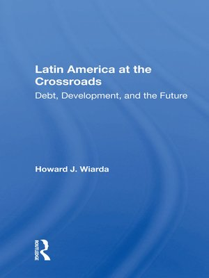 cover image of Latin America At the Crossroads