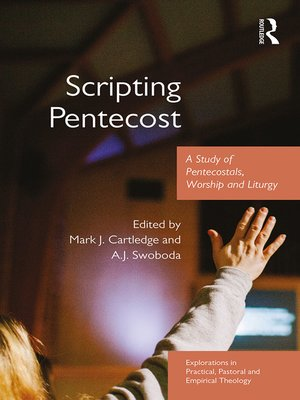 cover image of Scripting Pentecost