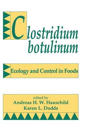cover image of Clostridium Botulinum