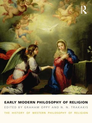 cover image of Early Modern Philosophy of Religion