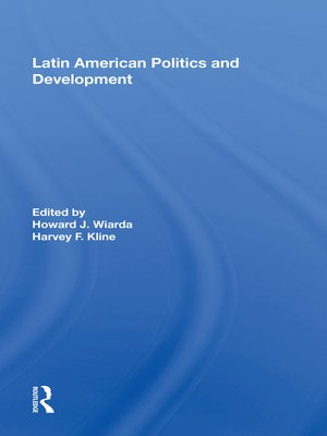 cover image of Latin American Politics and Development