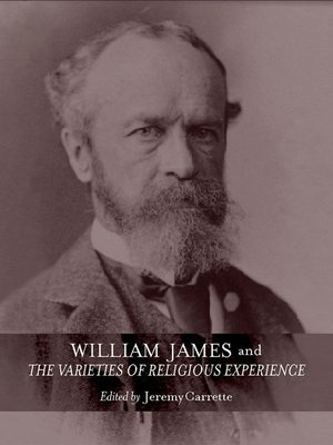 cover image of William James and the Varieties of Religious Experience