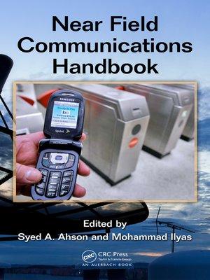 cover image of Near Field Communications Handbook