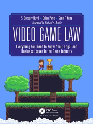 cover image of Video Game Law
