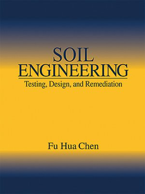 cover image of Soil Engineering