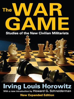 cover image of The War Game