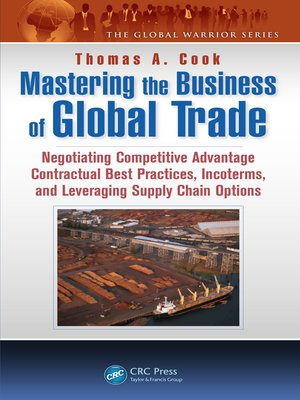 cover image of Mastering the Business of Global Trade